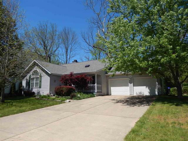 853 E Clover Drive, Ellettsville, IN 47429 (MLS #202116523) :: Aimee Ness Realty Group