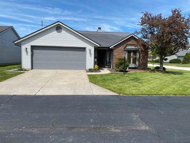 3014 Wood Knoll Lane, Fort Wayne, IN 46804 (MLS #202116539) :: Hoosier Heartland Team | RE/MAX Crossroads