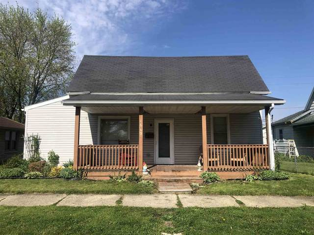 1609 N Lafountain Street, Kokomo, IN 46901 (MLS #202116582) :: Aimee Ness Realty Group
