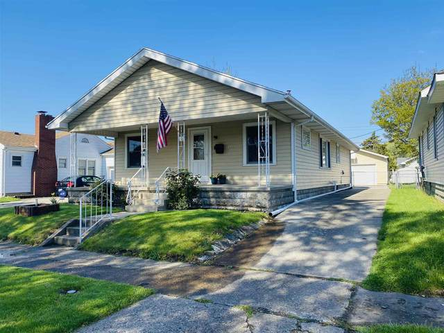 1035 S Waugh Street, Kokomo, IN 46902 (MLS #202116592) :: Aimee Ness Realty Group