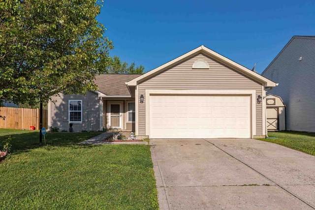 4205 Springmill Drive, Kokomo, IN 46902 (MLS #202116595) :: Aimee Ness Realty Group