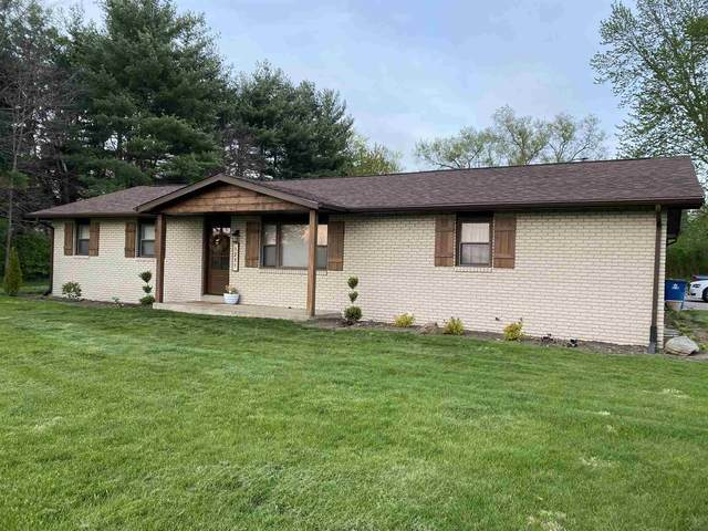 1231 S County Road 500 E, Logansport, IN 46947 (MLS #202116596) :: Aimee Ness Realty Group