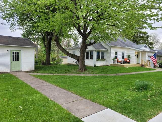 1201 W Cowing Drive, Muncie, IN 47304 (MLS #202116606) :: Aimee Ness Realty Group