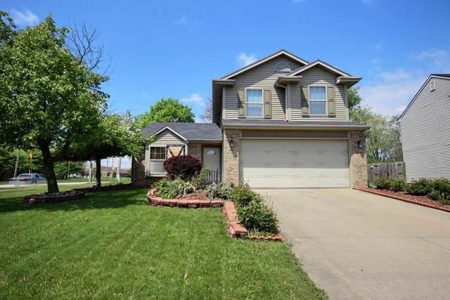 912 Lakeridge Place, Fort Wayne, IN 46819 (MLS #202116608) :: TEAM Tamara