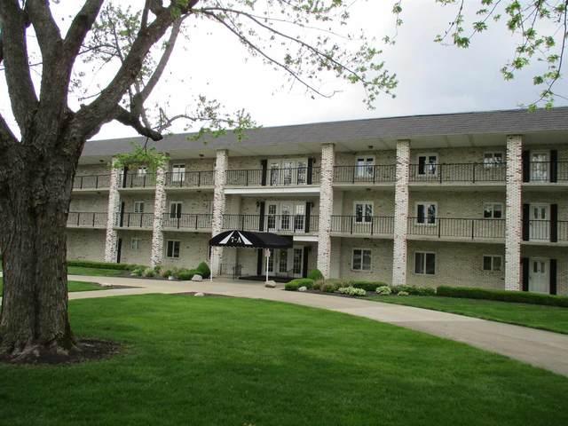 4501 N Wheeling Avenue 7A- #303, Muncie, IN 47304 (MLS #202116622) :: Aimee Ness Realty Group