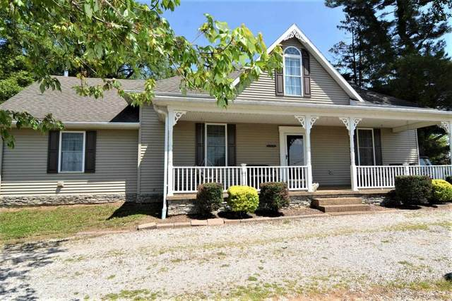 4701 N Caborn Road, Mount Vernon, IN 47620 (MLS #202116632) :: The Dauby Team