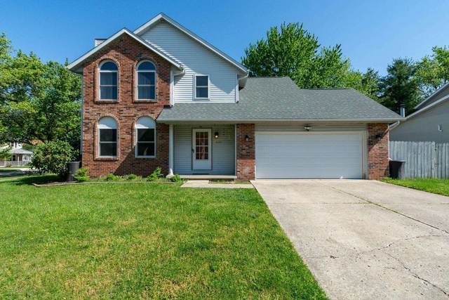 4301 E Cricket Knoll, Bloomington, IN 47401 (MLS #202116633) :: Aimee Ness Realty Group