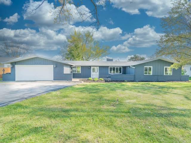 1417 Pelham Drive, Fort Wayne, IN 46825 (MLS #202116643) :: Aimee Ness Realty Group