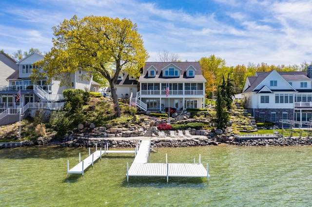 6286 W South Lake Gage Drive, Angola, IN 46703 (MLS #202116651) :: Aimee Ness Realty Group