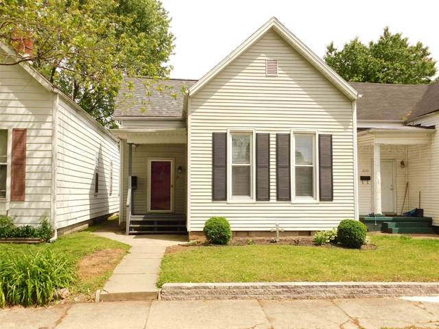 1622 Stinson Avenue, Evansville, IN 47712 (MLS #202116661) :: Aimee Ness Realty Group