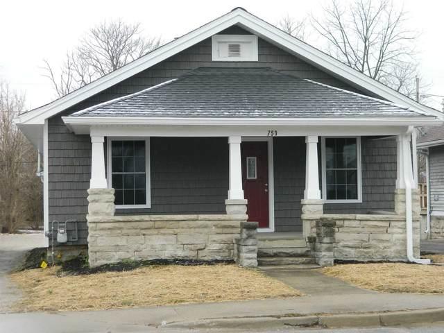 750 S Walnut Street, Bloomington, IN 47401 (MLS #202116672) :: Aimee Ness Realty Group