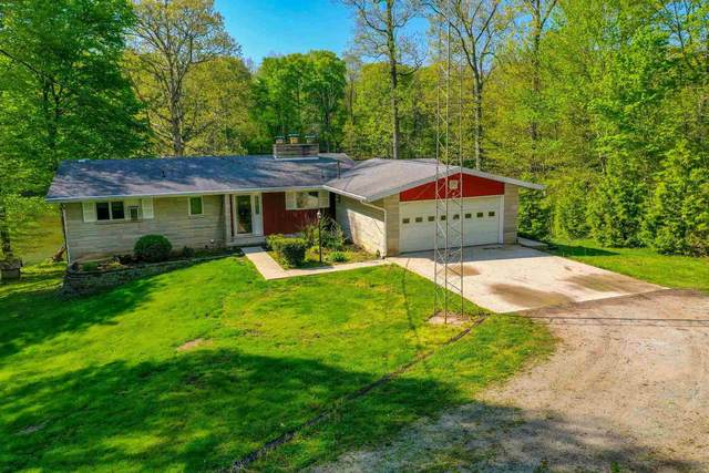 5859 W 900 S, Wabash, IN 46992 (MLS #202116707) :: The Carole King Team