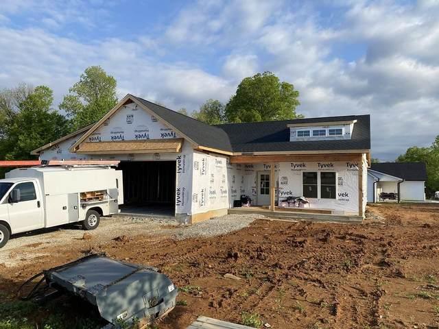 551 E Lucy Lane, Ellettsville, IN 47429 (MLS #202116722) :: Aimee Ness Realty Group