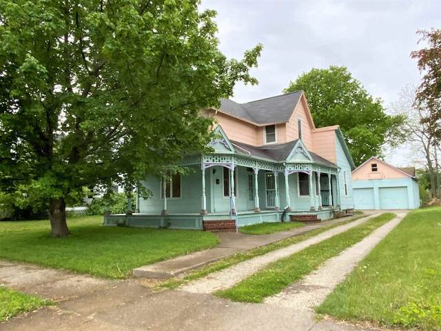 20 S 26th Street, Lafayette, IN 47904 (MLS #202116783) :: Aimee Ness Realty Group