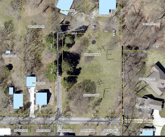 VL Lot E Darby Place, South Bend, IN 46637 (MLS #202116790) :: Aimee Ness Realty Group