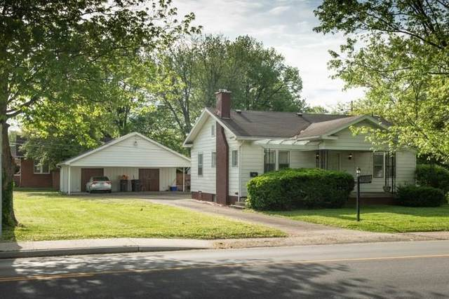 854 S Weinbach Avenue, Evansville, IN 47714 (MLS #202116824) :: Aimee Ness Realty Group