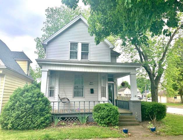 1518 Glendale Avenue, Evansville, IN 47712 (MLS #202116831) :: Aimee Ness Realty Group