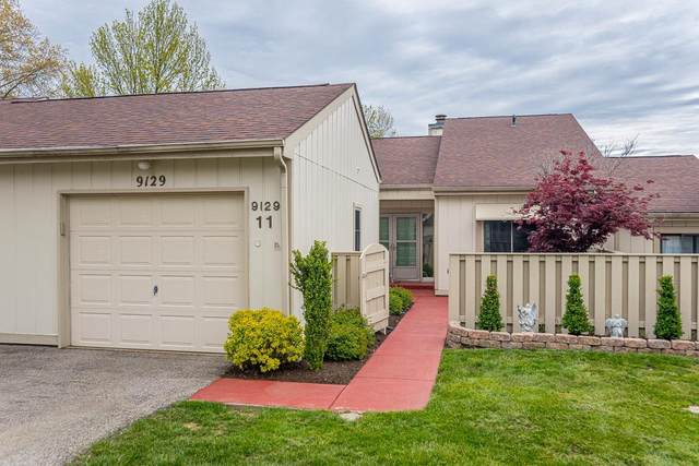 9129 S Greenridge Lane A11, Bloomington, IN 47401 (MLS #202116858) :: Hoosier Heartland Team | RE/MAX Crossroads