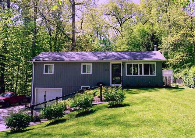 3440 N Russell Road, Bloomington, IN 47408 (MLS #202116873) :: Hoosier Heartland Team | RE/MAX Crossroads