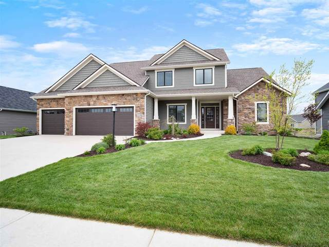 15188 Leo Creek Boulevard, Leo, IN 46765 (MLS #202116907) :: TEAM Tamara
