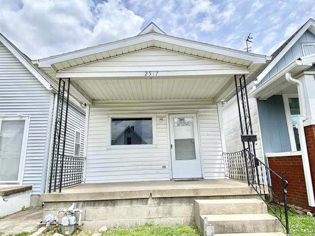 2517 W Illinois Street, Evansville, IN 47712 (MLS #202116920) :: Aimee Ness Realty Group