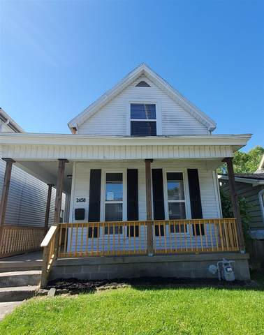 2458 W Virginia Street, Evansville, IN 47712 (MLS #202116926) :: Aimee Ness Realty Group