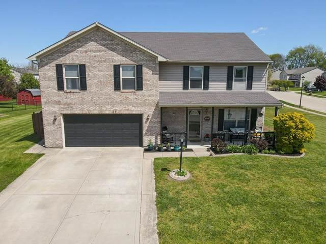 1900 Founders Drive, Greenfield, IN 46140 (MLS #202116929) :: Aimee Ness Realty Group