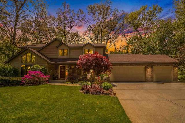 21796 Lodgepole Lane, Bristol, IN 46507 (MLS #202116942) :: Aimee Ness Realty Group
