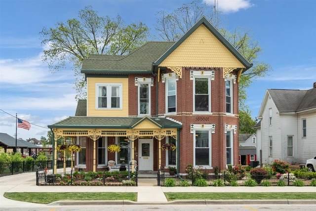 305 N Geiger Street, Huntingburg, IN 47542 (MLS #202116943) :: Aimee Ness Realty Group