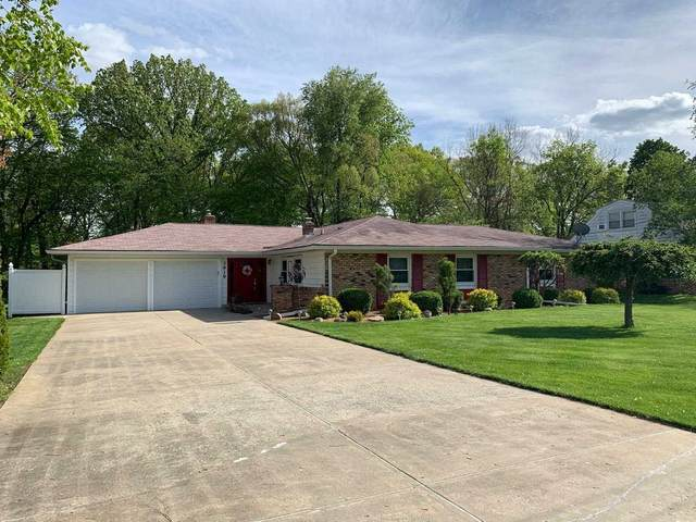 3919 S Orchard Court, Lafayette, IN 47905 (MLS #202116945) :: Aimee Ness Realty Group