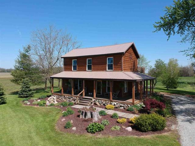 9040 W County Road 450 South, Shirley, IN 47384 (MLS #202116955) :: JM Realty Associates, Inc.