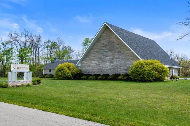 10000 N County Road 525 W, Gaston, IN 47342 (MLS #202116968) :: The ORR Home Selling Team