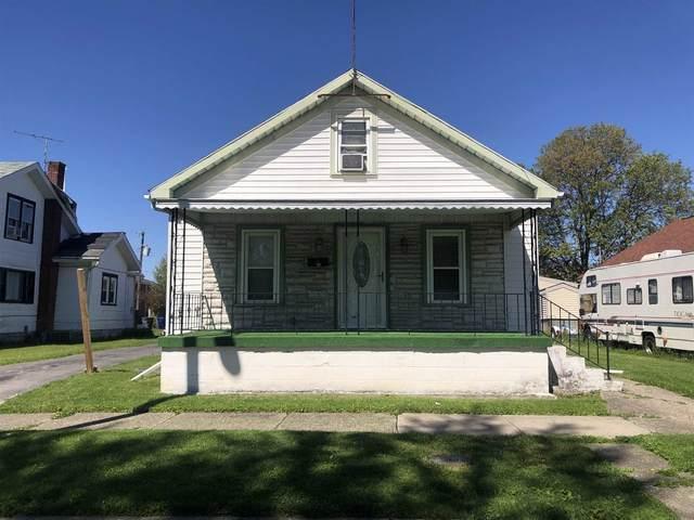 825 N Bell Street, Kokomo, IN 46901 (MLS #202116970) :: The Carole King Team