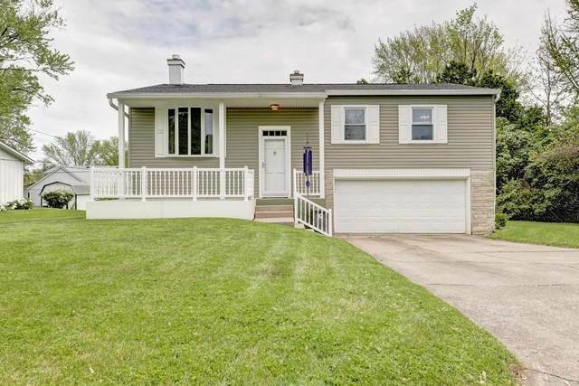 3212 N Stoney Crest Road, Bloomington, IN 47404 (MLS #202116983) :: Hoosier Heartland Team | RE/MAX Crossroads