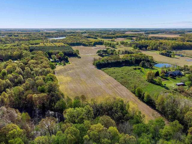 67889 Lilac Road, Lakeville, IN 46536 (MLS #202117012) :: The Dauby Team