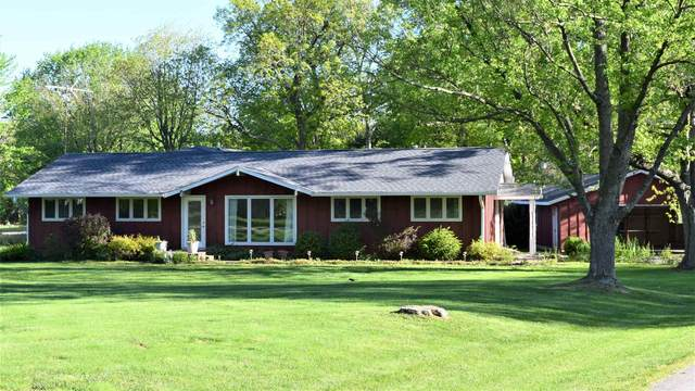 3903 E Sugar Lane, Bloomington, IN 47404 (MLS #202117016) :: Hoosier Heartland Team | RE/MAX Crossroads