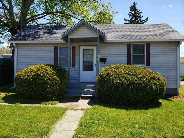 463 Garden Street, Kendallville, IN 46755 (MLS #202117035) :: Hoosier Heartland Team | RE/MAX Crossroads