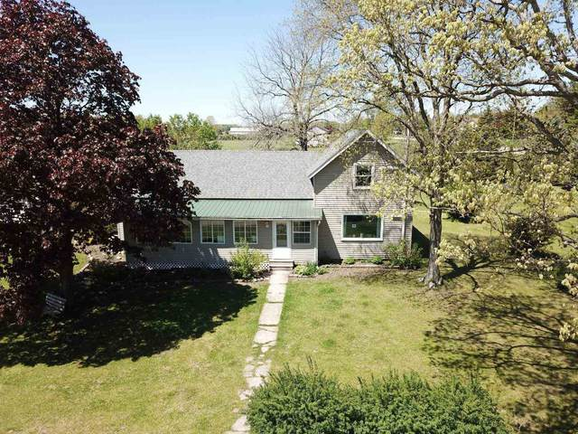 4955 N 450 E Road, Columbia City, IN 46725 (MLS #202117037) :: Hoosier Heartland Team | RE/MAX Crossroads