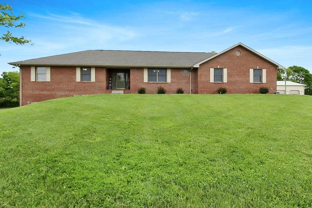 1346 S Old State Rd 65, Princeton, IN 47670 (MLS #202117043) :: Hoosier Heartland Team | RE/MAX Crossroads