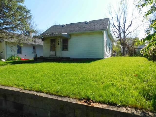 2714 S High Street, Muncie, IN 47302 (MLS #202117121) :: The ORR Home Selling Team