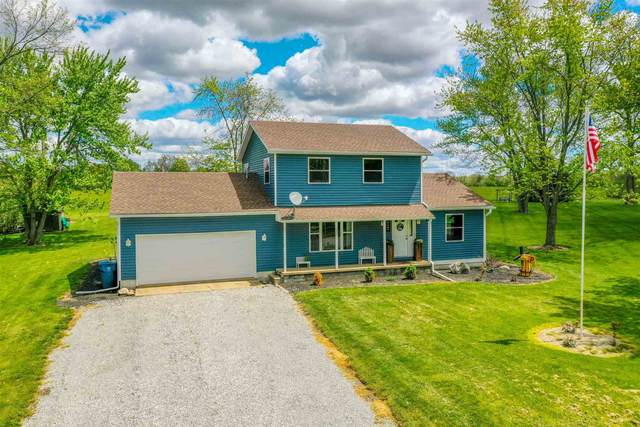 3407 S Old State Road 15, Wabash, IN 46992 (MLS #202117151) :: The Carole King Team