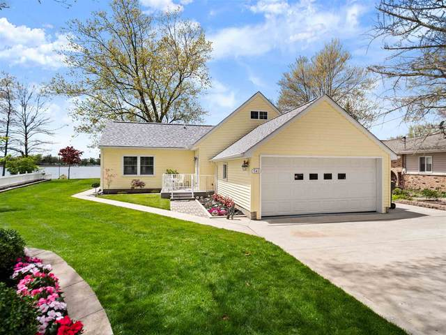 543 E Lake View Road, Syracuse, IN 46567 (MLS #202117208) :: Parker Team