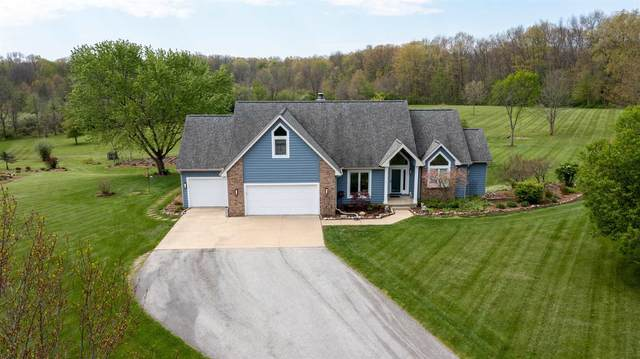 7702 Popcorn Dr-92 Drive #92, Roanoke, IN 46783 (MLS #202117243) :: Hoosier Heartland Team | RE/MAX Crossroads