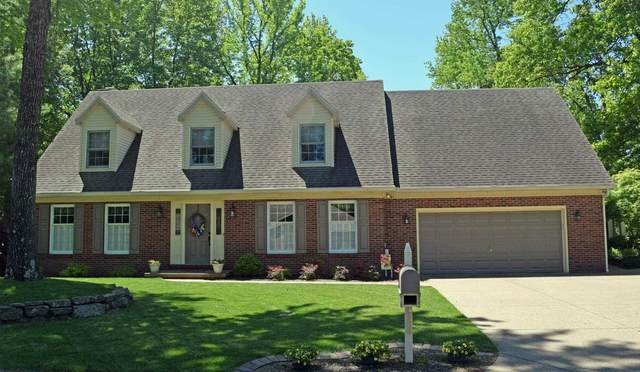217 Knollview Drive, Evansville, IN 47711 (MLS #202117266) :: Anthony REALTORS