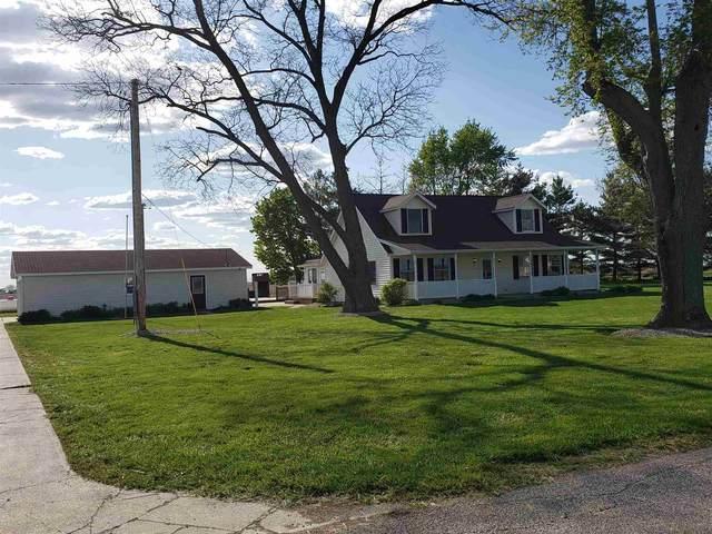 7076 S 300 East Road, Warren, IN 46792 (MLS #202117272) :: The ORR Home Selling Team