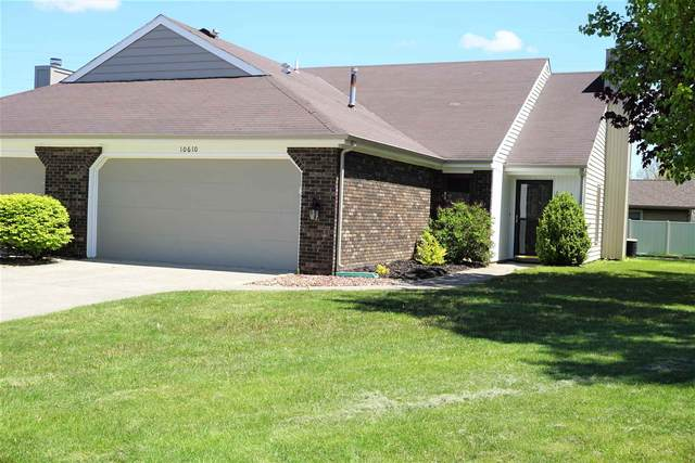 10610 Wild Flower Place, Fort Wayne, IN 46845 (MLS #202117293) :: Hoosier Heartland Team | RE/MAX Crossroads