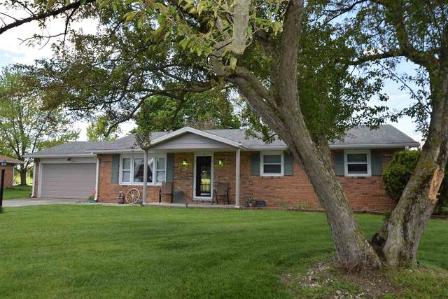 3601 N Burgess Road, Muncie, IN 47304 (MLS #202117298) :: The ORR Home Selling Team