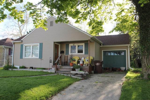 1054 N Miami St, Wabash, IN 46992 (MLS #202117327) :: The Carole King Team