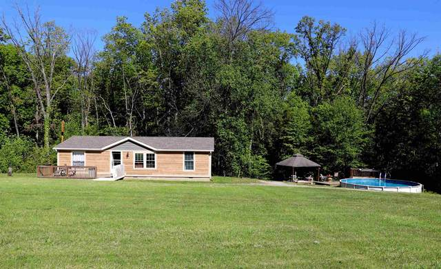 9996 S Chapel Hill Rd, Heltonville, IN 47436 (MLS #202117383) :: The ORR Home Selling Team