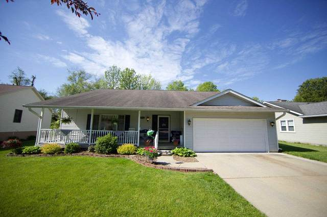 837 W Rosewood Drive, Bloomington, IN 47404 (MLS #202117407) :: The ORR Home Selling Team
